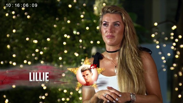 Ex On The Beach: Gaz Beadle, Olivia Walsh, Jem Lucy and Lillie Gregg clash 13 September