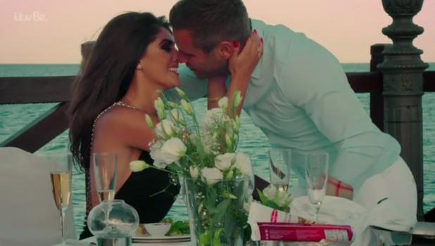 Elliott Wright proposes to girlfriend Sadie Stuart, Playa In Marbella ITVBe 25 August