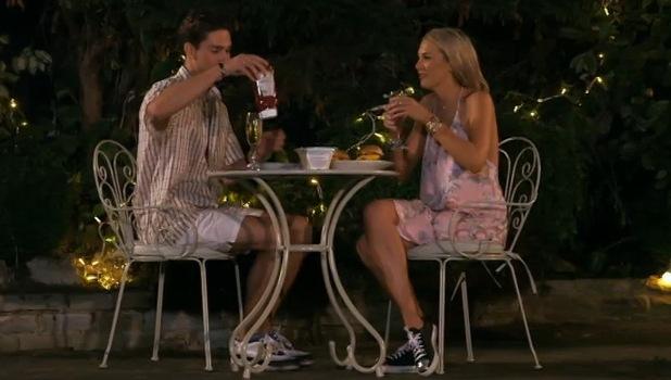 Stephanie Pratt and Joey Essex date, Celebs Go Dating 14 September