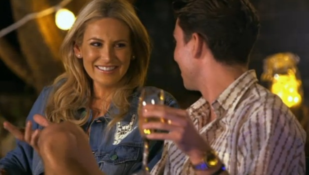Stephanie Pratt and Joey Essex date, Celebs Go Dating 14 September