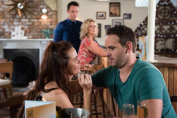 Hollyoaks, Joanne plots Mercedes and Joe, Fri 16 Sep