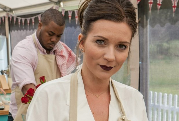 Candice Brown from Great British Bake Off 2016