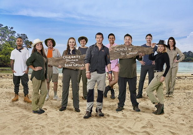 Celebrity Island With Bear Grylls, Sun 18 Sep