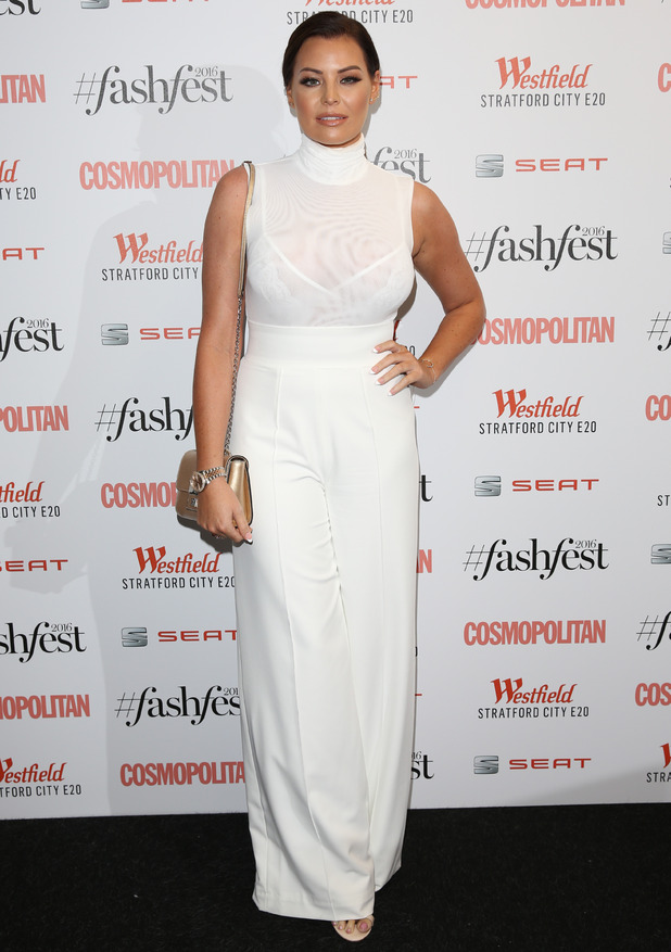 Cosmopolitan #Fashfest 2016 VIP Show and Party held at Old Billingsgate - Arrivals