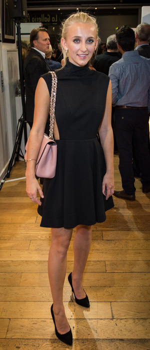 Made In Chelsea star Tiffany Watson at the Remembering Elephants event, London, 20 September 2016