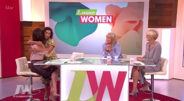 Andrea McLean reveals hysterectomy plans on Loose Women 21 September
