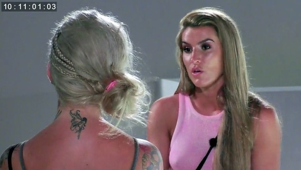 Ex On The Beach: Jem Lucy breaks down over Lillie Gregg and Hawley's kiss 20 September