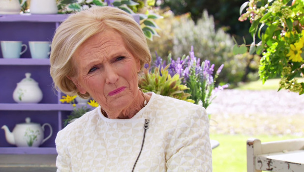 Mary Berry, Great British Bake Off