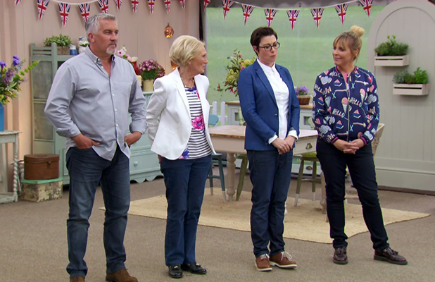 The Great British Bake Off. Broadcast on BBC OneHD 2016