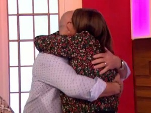 EastEnders' Grant and Tiffany reunited on Loose Women after 18 years!
