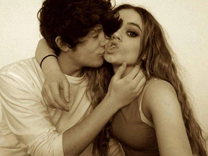 X Factor's Ryan Lawrie, Emily Middlemas have actually been dating for nearly a year