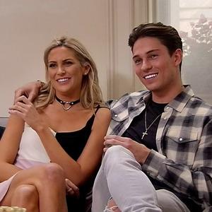 Stephanie Pratt and Joey Essex on Celebs Go Dating 27 September