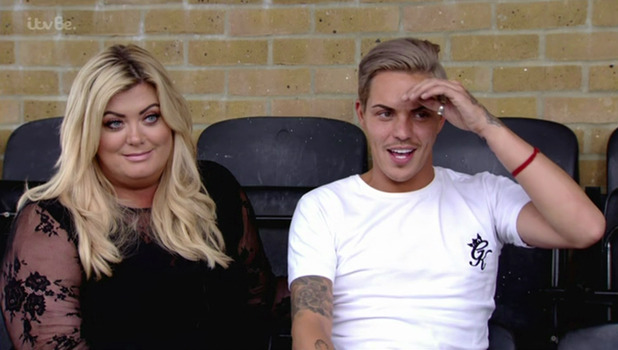Bobby Norris and Gemma Collins, TOWIE 27 September