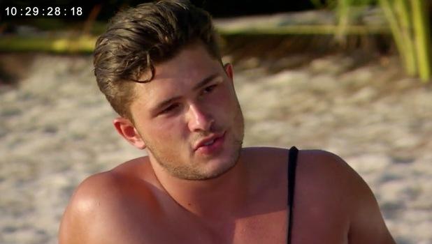 Jordan Davies leaves Ex On The Beach 28 September