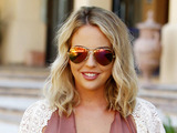 The Only Way Is Essex's Lydia Bright filming the new series in Marbella, Spain, 25 September 2016