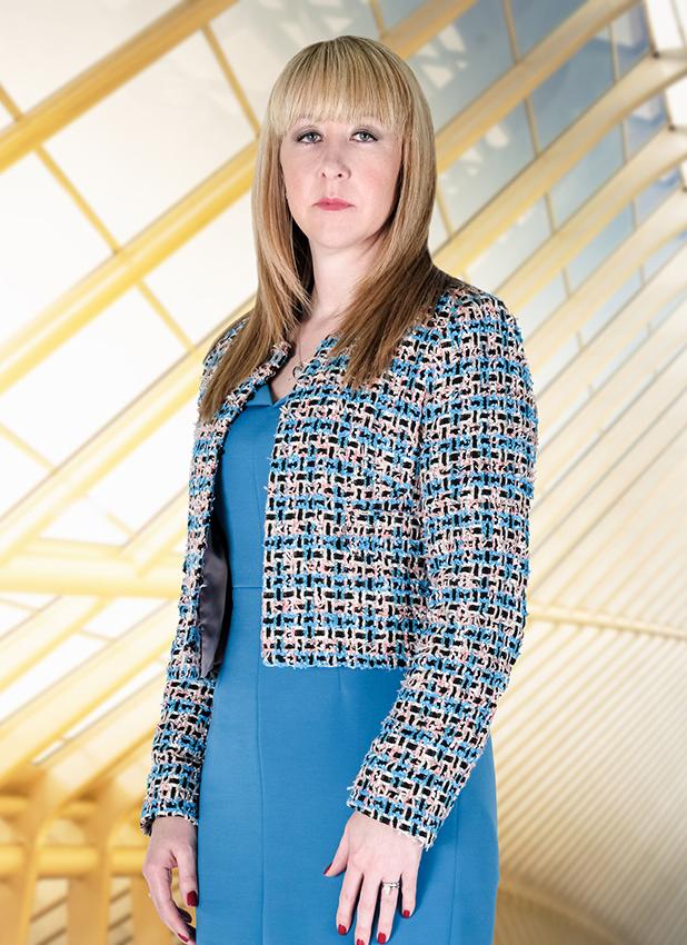 The Apprentice Series 12 candidate: Michelle Niziol