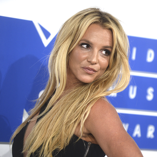 MTV Video Music Awards 2016 at Madison Square Garden Britney Spears