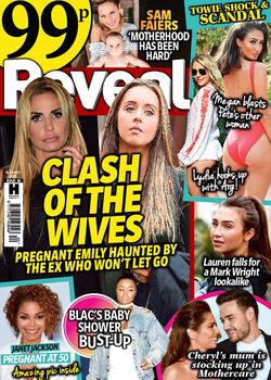 Reveal Magazine cover for issue 40, 8 to 14 October 2016