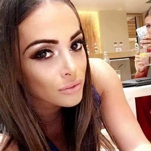 Courtney Green selfie on Instagram 7 October