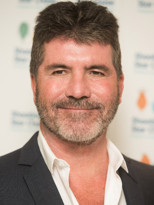 Simon Cowell, The Shooting Star Chase Ball held at the Dorchester London 1 October