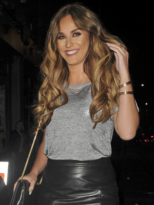 Vicky Pattison attends Cally Jane by Solewish launch party, London 27 September