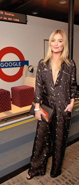 Strictly star Laura Whitmore attends Google Nexus launch party, London, 4 October 2016