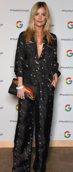 Strictly Come Dancing star Laura Whitmore attends Google Nexus launch party, London, 4 October 2016