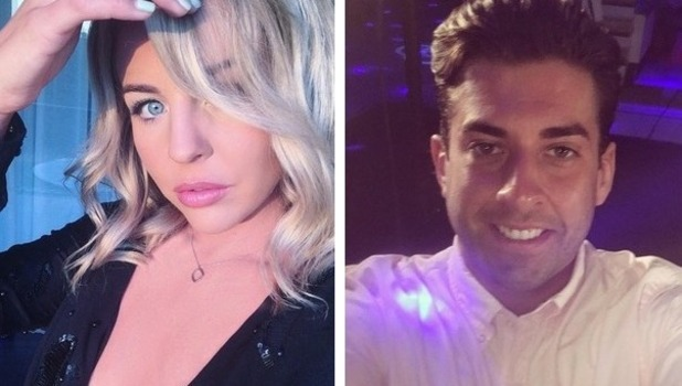 Lydia Bright and James Arg Argent 4 October