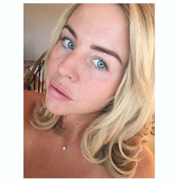 TOWIE star Lydia Bright shows off her glowing skin after facial, Instagram, 5 October 2016