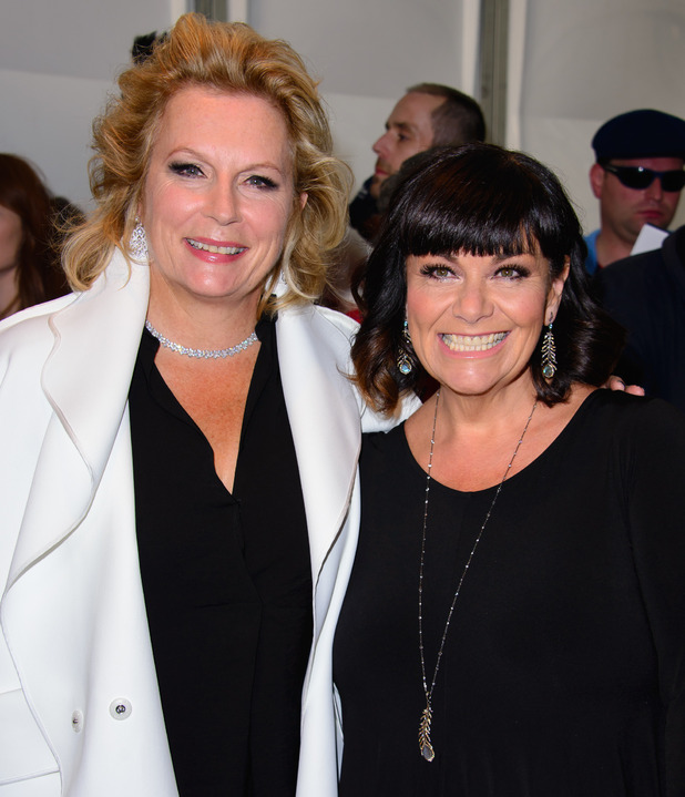 Dawn French and Jennifer Saunders at Glamour Women Of The Year 2016 Awards - 7 June 2016