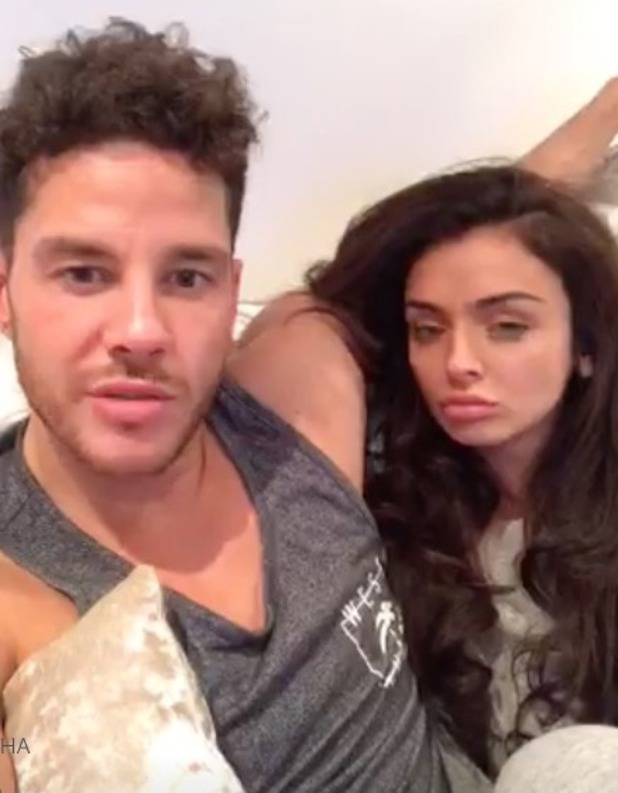 Scott Thomas and Kady McDermott take part in a Periscope chat  - 3 October 2016