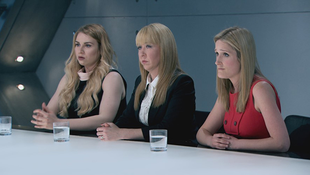 The Apprentice: Michelle Niziol is fired 6 October 2016