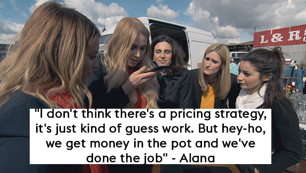 The Apprentice Series 1 Episode 12: The Best Quotes