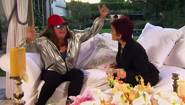 Honey G is put through to the live shows on 'The X Factor: Judges' Houses'. Broadcast on ITV 1HD