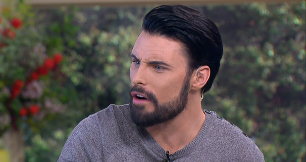 Rylan Clark-Neal on This Morning September 2016