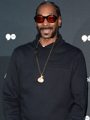 Snoop Dogg, AOL NewFront 2016 in New York 3 May
