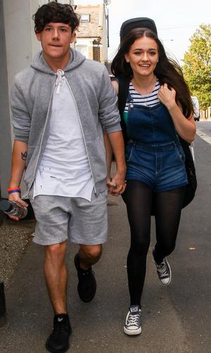 Ryan Lawrie and Emily Middlemas 4 October