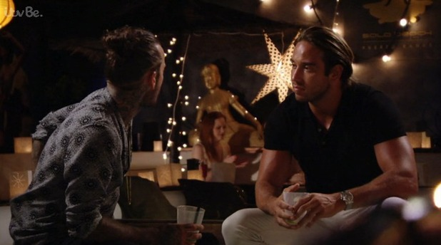 TOWIE Series 19, Episode 1:Pete and Lockie talk 9 October 2016