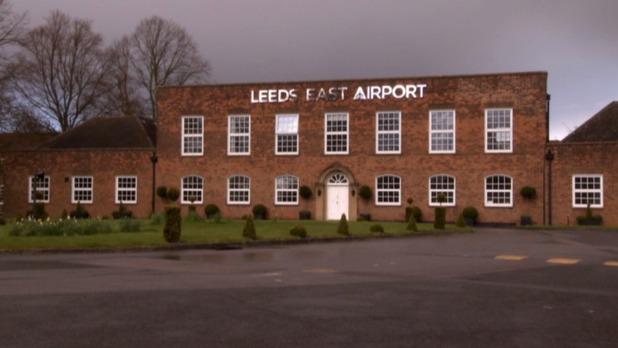 Victoria's East Leeds Airport set