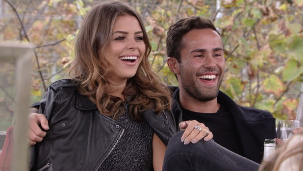 TOWIE: Chloe Lewis and Ben Shenel double date 14 October