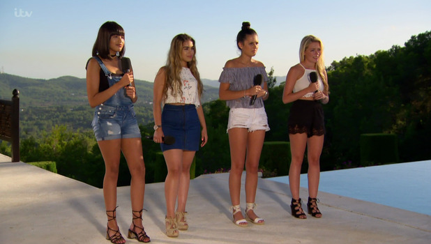 Four of Diamonds, Judges' Houses X Factor 1 October 2016