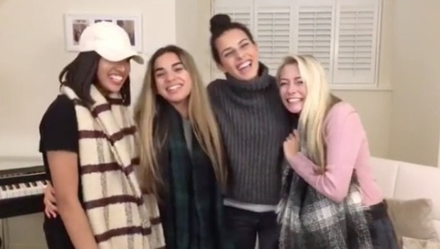 Four Of Diamonds talk about their X Factor comeback - 10 October 2016