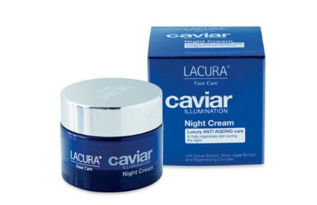 Lacura Caviar Illumination Night Cream £6.99 10 October 2016