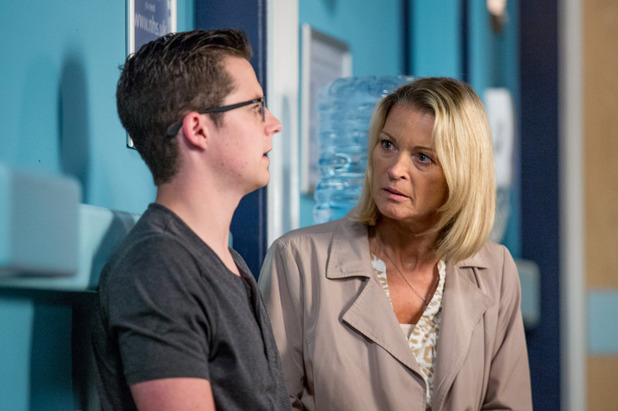 EastEnders, Kathy tries to persuade Ben, Mon 17 Oct