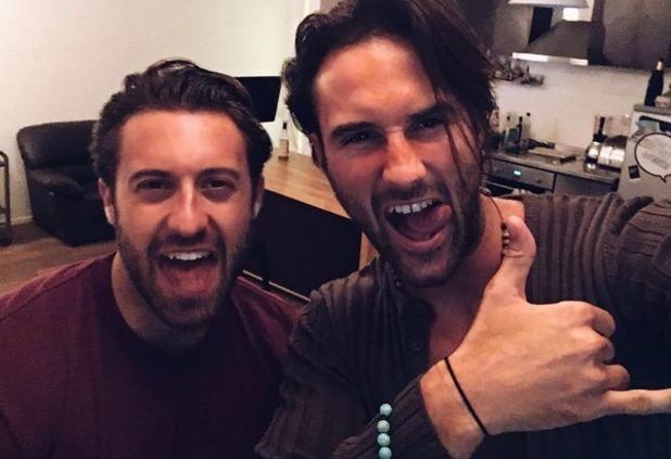 Daniel Lukakis and Javi Shepherd, Instagram