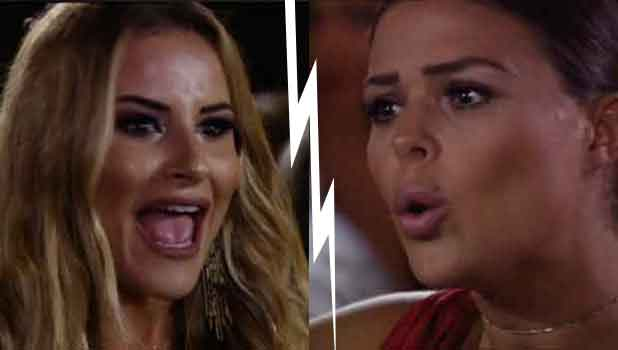 TOWIE Series 19, Episode 2: Chloe and Georgia row 12 October 2016