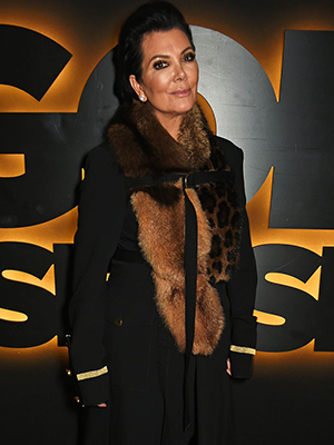 Kris Jenner attends the L'Oreal Paris Gold Obsession Party at Hotel de la Monnaie on October 2, 2016 in Paris, France. (Photo by David M. Benett/Dave Benett/ Getty Images for L'Oreal Paris Gold Obsession)