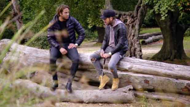 TOWIE's Pete talks to Lockie about Megan 12 October 2016
