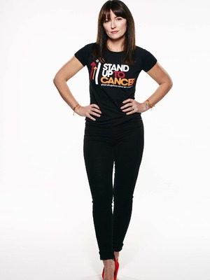 Stand Up To Cancer, Davina McCall, Fri 21 Oct