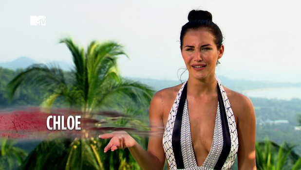 Chloe Goodman, Ex On The Beach 5 September 2016